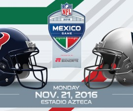 Raiders vs Texans México