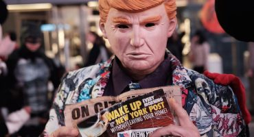 ¿Magia o coincidencia? El Fenómeno de las máscaras que predicen elecciones en E.U.