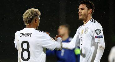 Alemania no tuvo problemas en ganarle a San Marino en eliminatorias de la UEFA por la FIFA