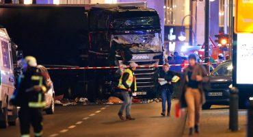 Al menos 12 muertos tras la embestida de un camión contra mercado navideño en Berlín