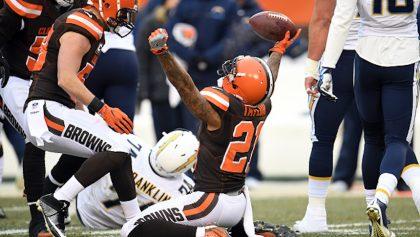 Milagro de Navidad: ganan los Browns y toda la semana 16 de la NFL