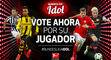 'Chicharito' Hernández y  Marco Fabián, nominados al 'Bundesliga Idol'
