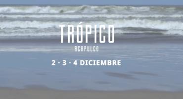 ¡Les regalamos un pase doble para los tres días de Trópico!