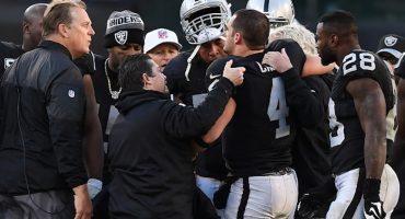 Pronóstico alentador para Derek Carr y los Raiders