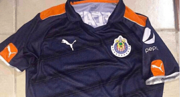 El posible tercer uniforme de Chivas: 'spoiler alert' está horrible