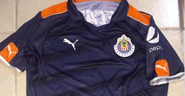 El posible tercer uniforme de Chivas: 'spoiler alert' está horrible