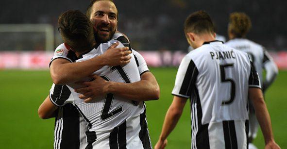 Higuaín lidera la remontada de la Juventus en el Derbi della Mole