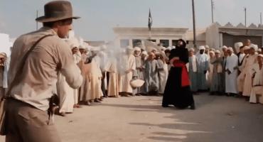 La diarrea de Indiana Jones que inspiró una escena clásica