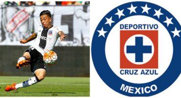 Martín Rodríguez sería el tercer refuerzo del Cruz Azul