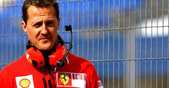 ¿Pero qué necesidad? Ofrecen fotos de Schumacher postrado en 1 millón de euros