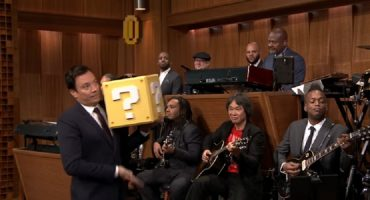 Nerdgasmo: Shigeru Miyamoto toca tema de Mario Bros con The Roots