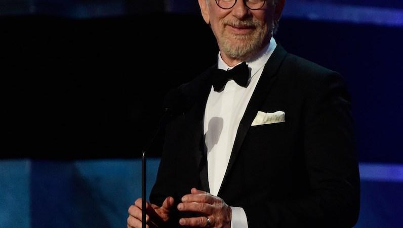 Feliz cumpeanos Spielberg