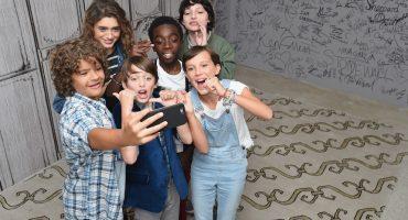 ¡Aww! La reacción de los niños de Stranger Things al Globo de Oro
