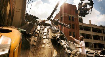 ¡Aquí está! Trailer de Transformers: El último caballero