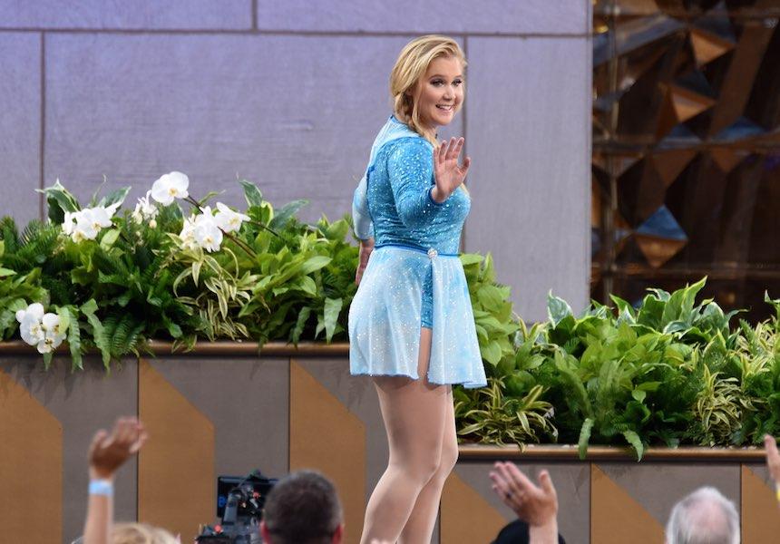 Amy Schumer será Barbie