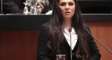 Cuatro sujetos golpean a Ana Gabriela Guevara tras incidente de tránsito