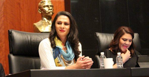 Obtiene licencia Ana Gabriela Guevara: deja diputación y va a la Conade