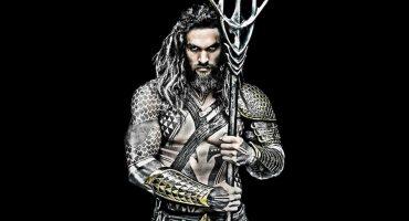 Váyanse preparando, ¡porque la película de Aquaman ya tiene fecha de estreno!