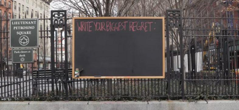Experimento social en Nueva York