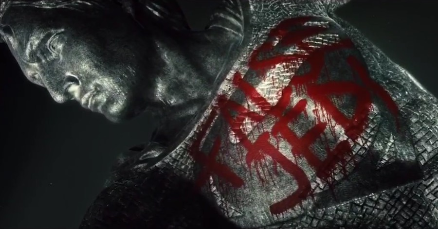 Star Wars y Batman v Superman en un crossover de Zack Snyder
