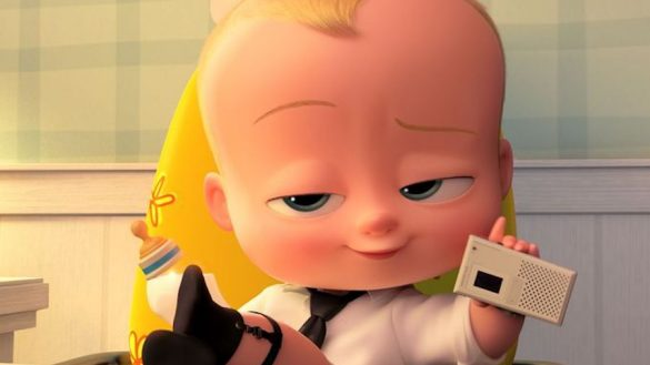Trailer de Boss Baby