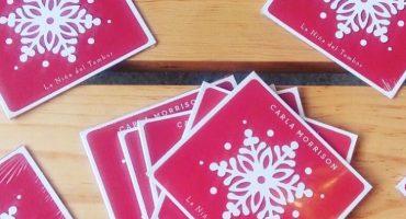 Un regalo navideño de Carla Morrison... ¡nuevo EP!