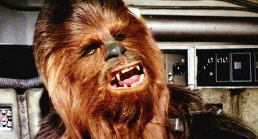 Chewbacca cantando