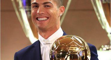 Oficial: Cristiano Ronaldo  se lleva el Balón de Oro 2016