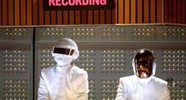 Daft Punk domina en listas de popularidad... pero con The Weeknd