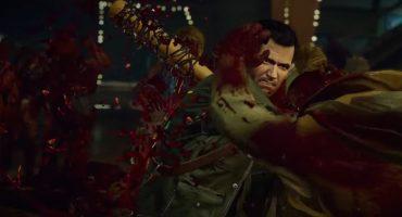 Frank West viene más que preparado para la Navidad en Dead Rising 4