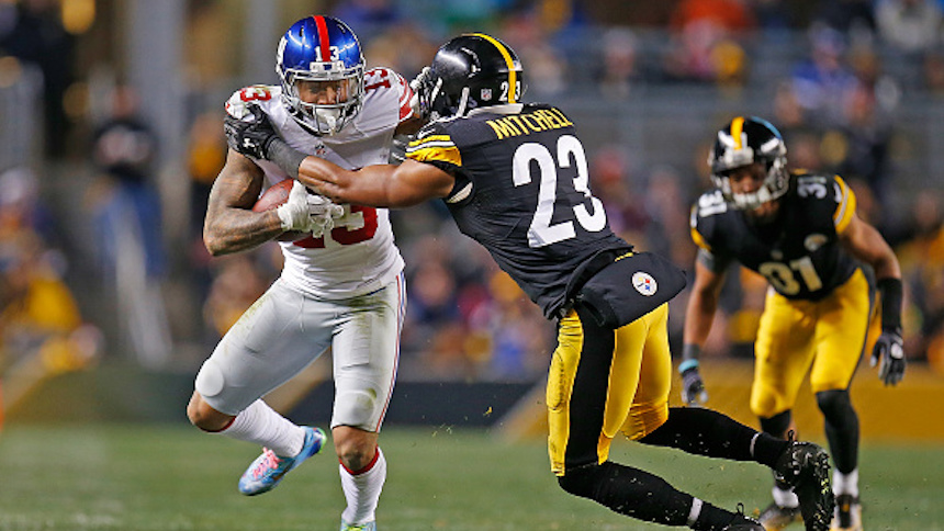 New York Giants v Pittsburgh Steelers