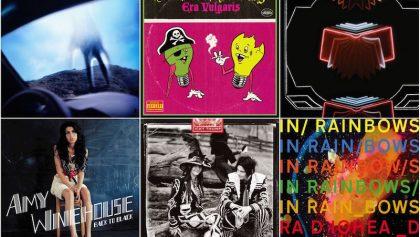 ¡Ya llovió! 20 grandes discos que cumplen 10 años en 2017
