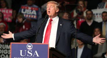 ¿Acaso los republicanos compararon a Donald Trump con Jesucristo?