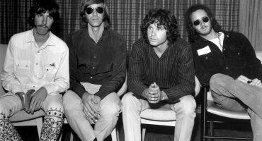 Estos grandes músicos fueron influenciados por Jim Morrison y The Doors