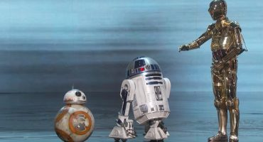 Si fueras personaje de Star Wars, ¿qué droide te acompañaría?