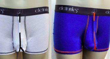 ¡La revolucionaria ropa interior que te permite acomodar el paquetaxo sin tocarte!