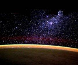 Foto de la Vía Láctea