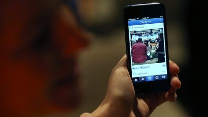 Stalkeando en Instagram