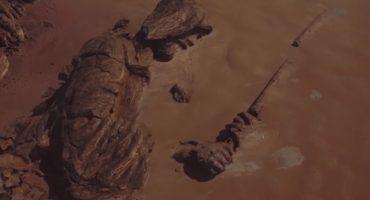Estatua en Jedha