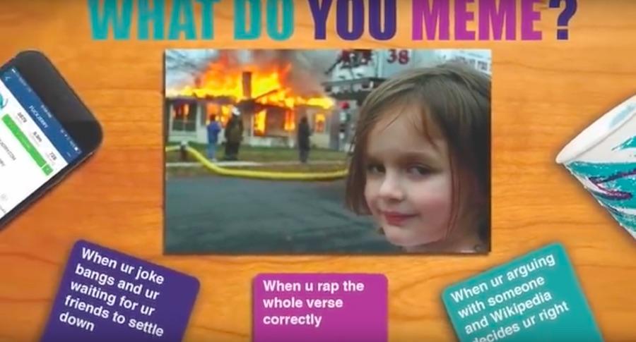 Porque 2016: ahora hay un juego de mesa que usa memes