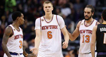 Kristaps Porzingis, del odio al amor con los New York Knicks