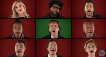 McCartney, Fallon y el elenco de