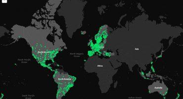 ¿Qué está escuchando el mundo? Descúbrelo en este mapa interactivo
