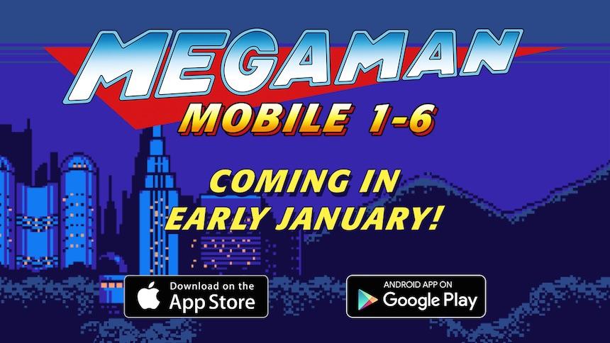 Mega Man móvil si llegará a América