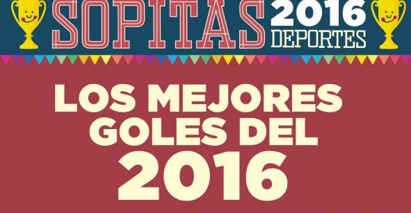 Joyitas: estos son los 10 mejores goles que nos dio el 2016