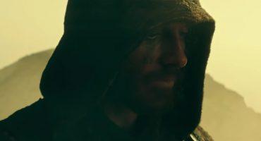 ¡Michael Fassbender viaja al pasado en este nuevo trailer de Assassin's Creed!