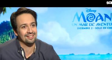 ¡Lin-Manuel Miranda y los creadores de Moana comparten detalles del filme con Sopitas.com!