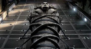 ¡El trailer de The Mummy con Tom Cruise, ha emergido de la oscuridad!