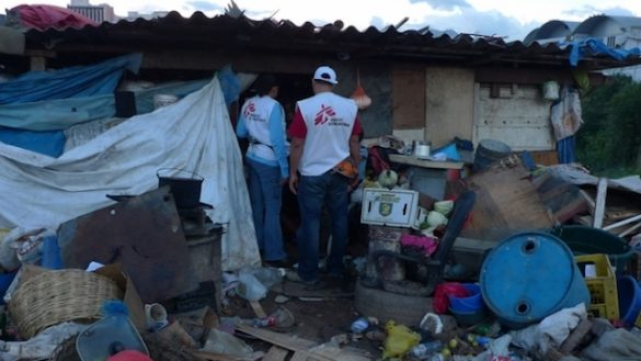 Médicos Sin Fronteras - Pobreza