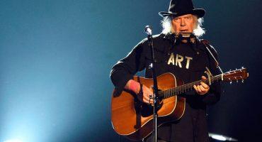 ¡Ya puedes escuchar 'Peace Trail', el nuevo disco de Neil Young!